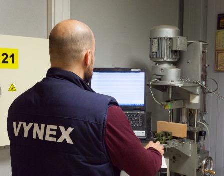 Service qualité Vynex - Contrôle produits