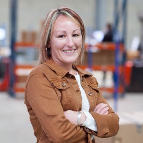 Tatiana Martin - Opératrice logistique